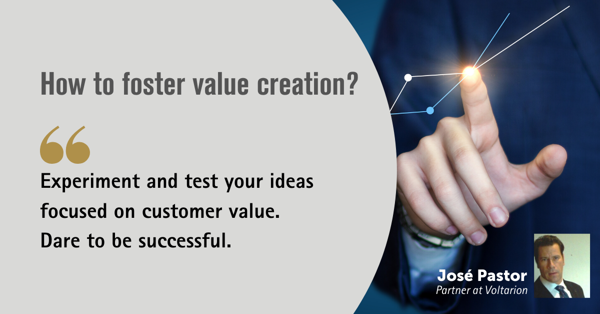 How to foster value creation?