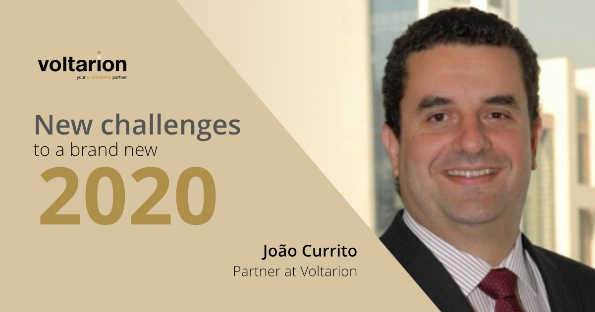 Our Partner João Currito spoke to TSF radio about the ambitions that will set the pace in the way we implement performance and profitability in 2020.