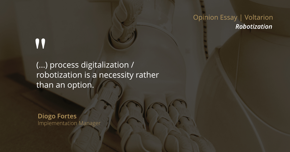 The Digitalisation/'Botisation' of Companies