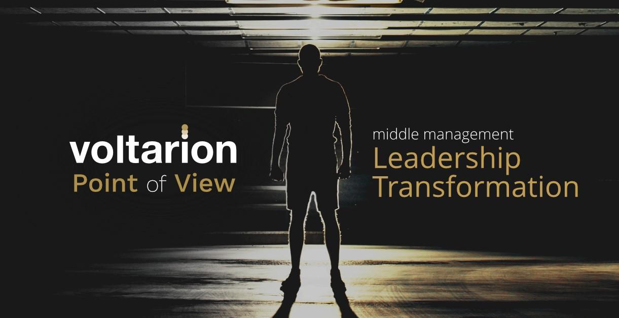 Middle Management Leadership Transformation