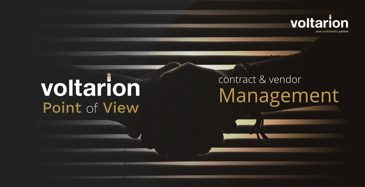 Contract & Vendor Management