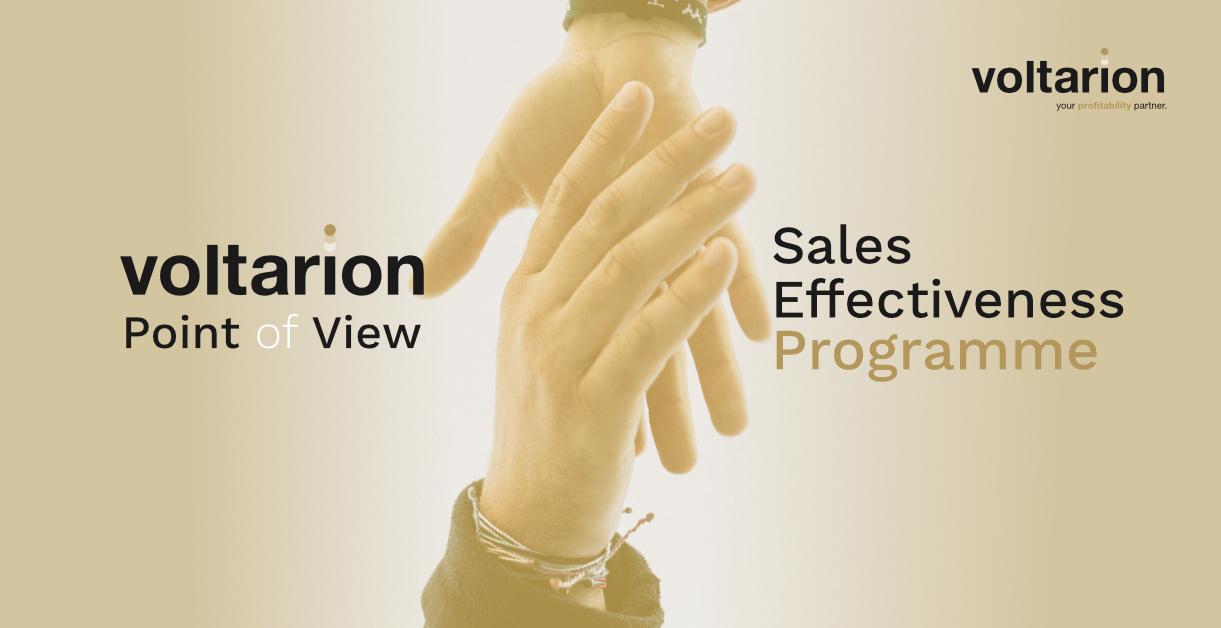 Sales Effectiveness Programme