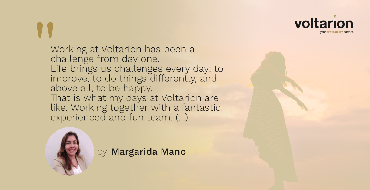 How is it like to work at Voltarion?