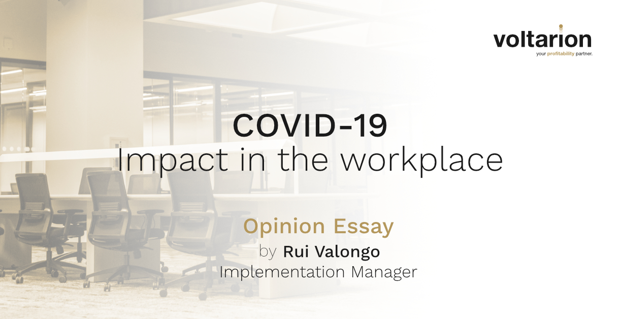 Business as unusual': How COVID-19 could change the future of work