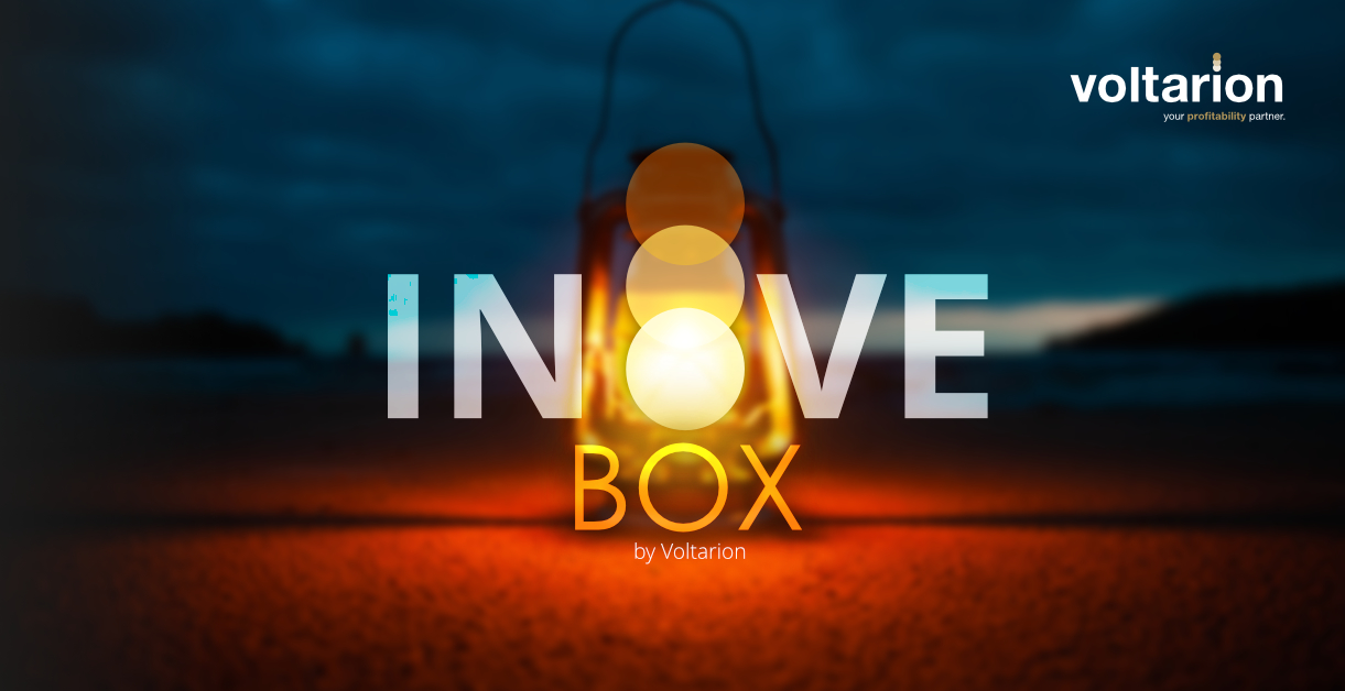 Welcome to the future, welcome to Inovebox.