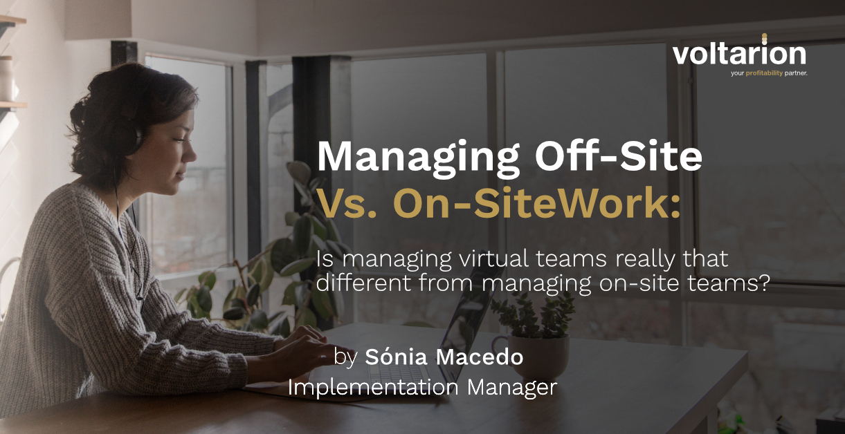 Managing Off-Site Vs. On-Site Workers