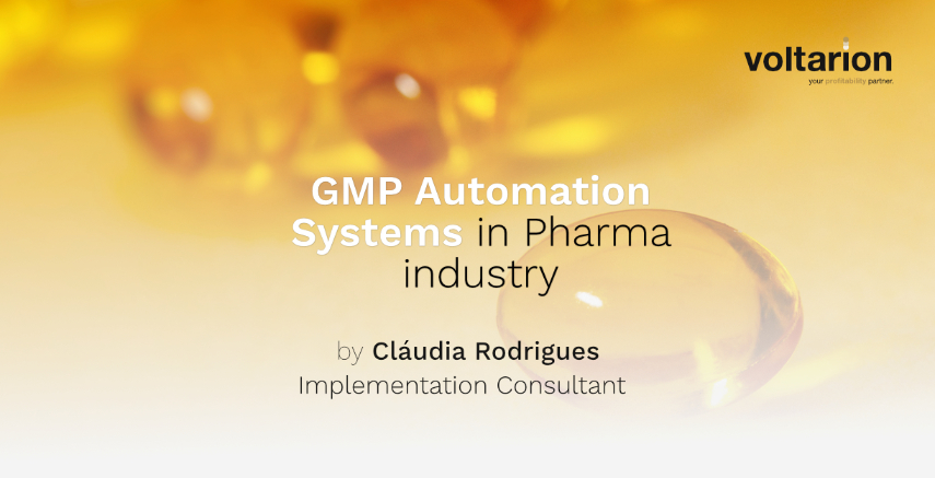 GMP Automation system improves Pharmaceutical Industry!
