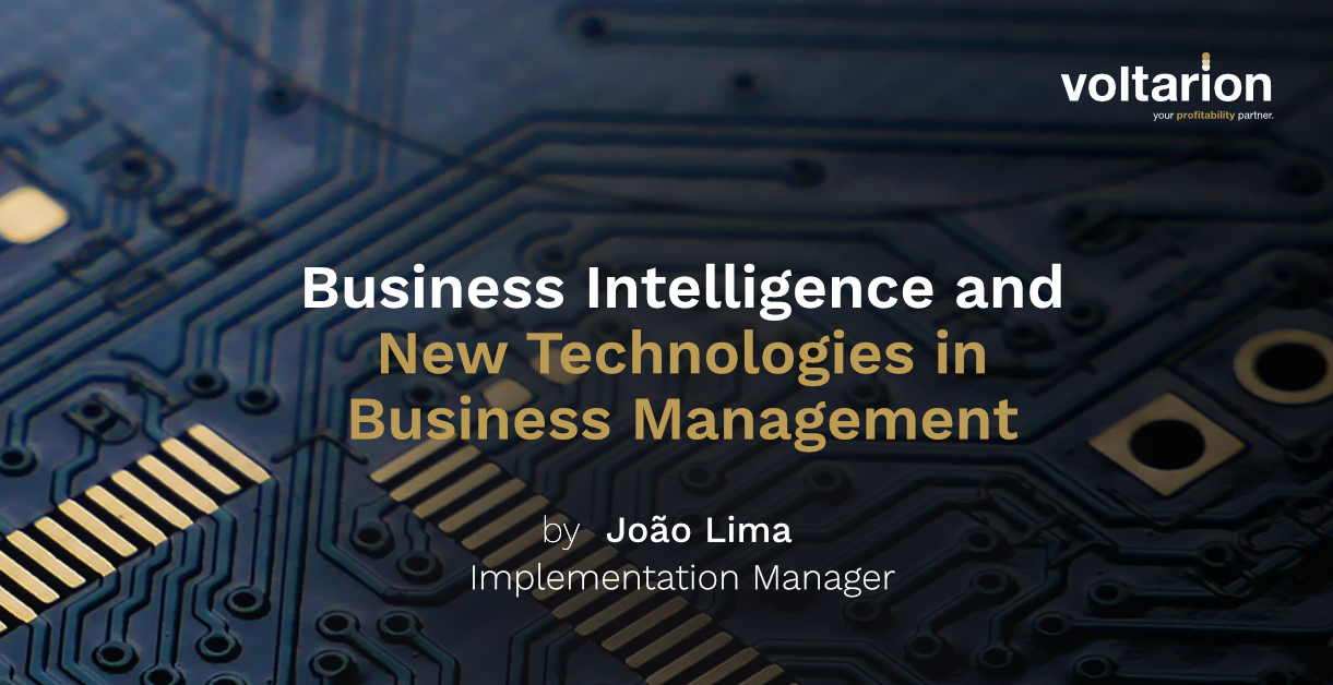 Business Intelligence and New Technologies in Business Management